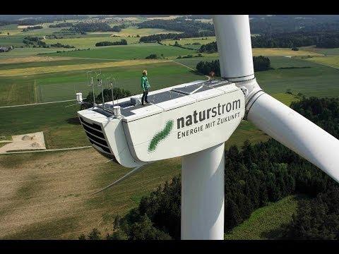 Bei NATURSTROM wird die Energiewende Wirklichkeit - seid Ihr dabei?