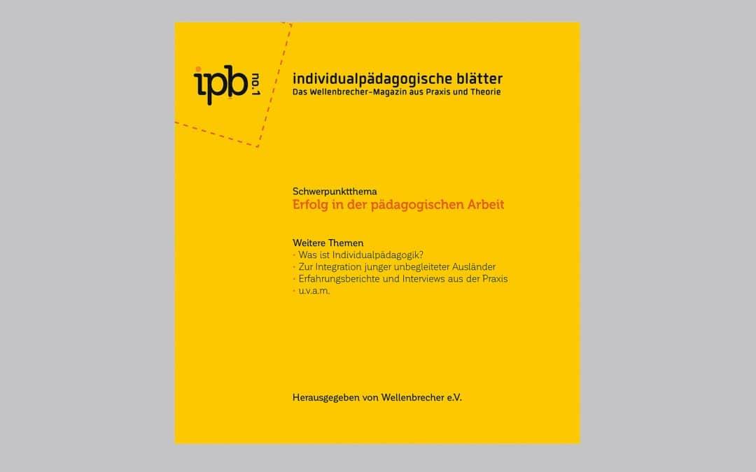 Individualpädagogische Blätter zum Download