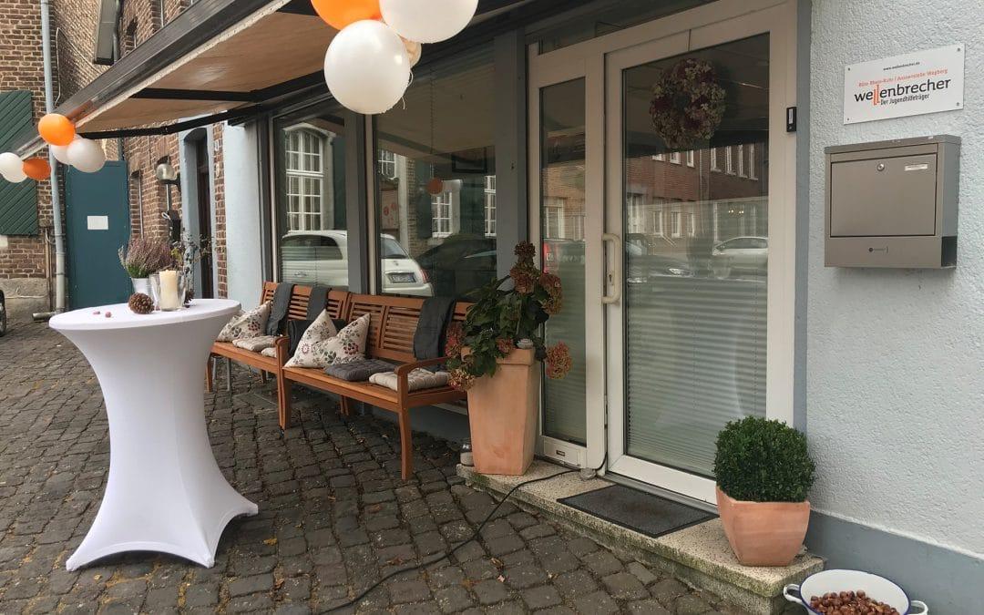 Wellenbrecher feierte Eröffnung in Wegberg
