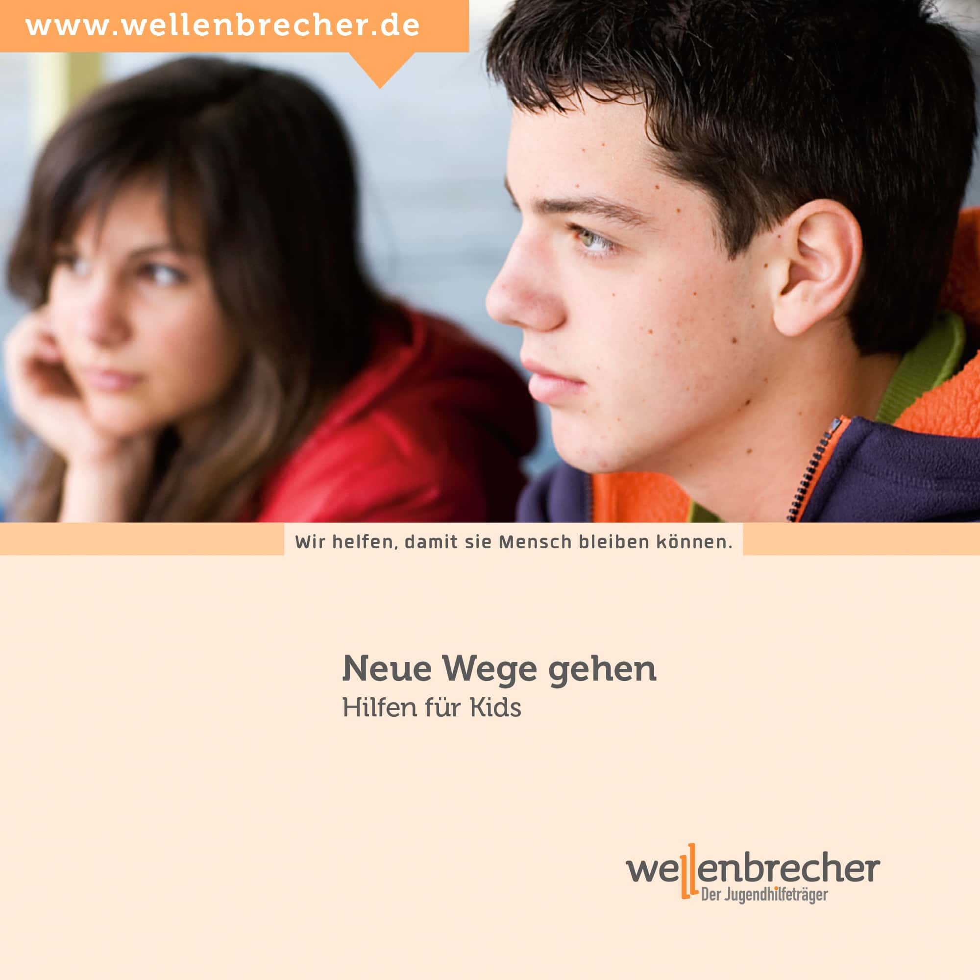 Flyer Wellenbrecher