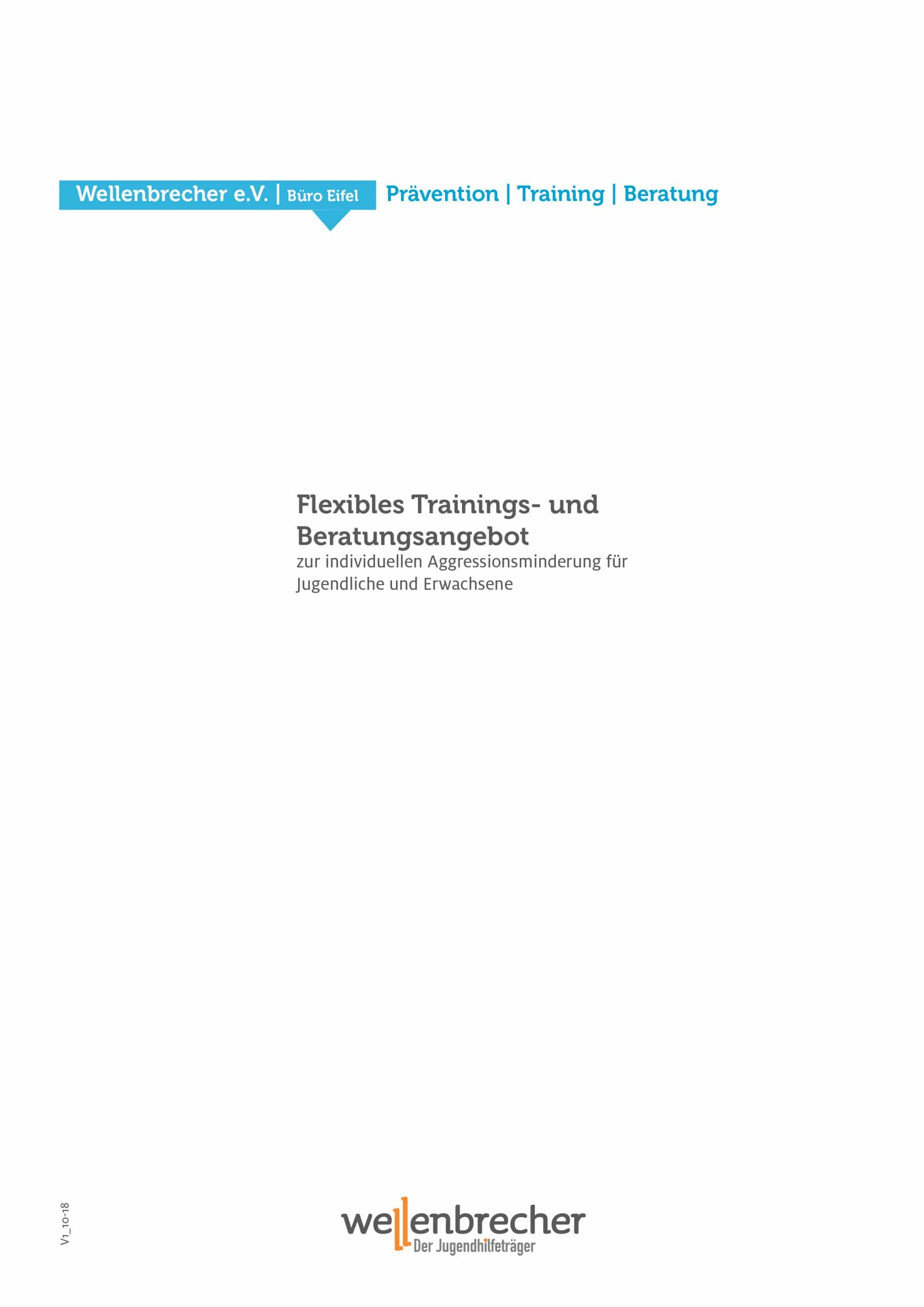 Fortbildung Flexible Angebote
