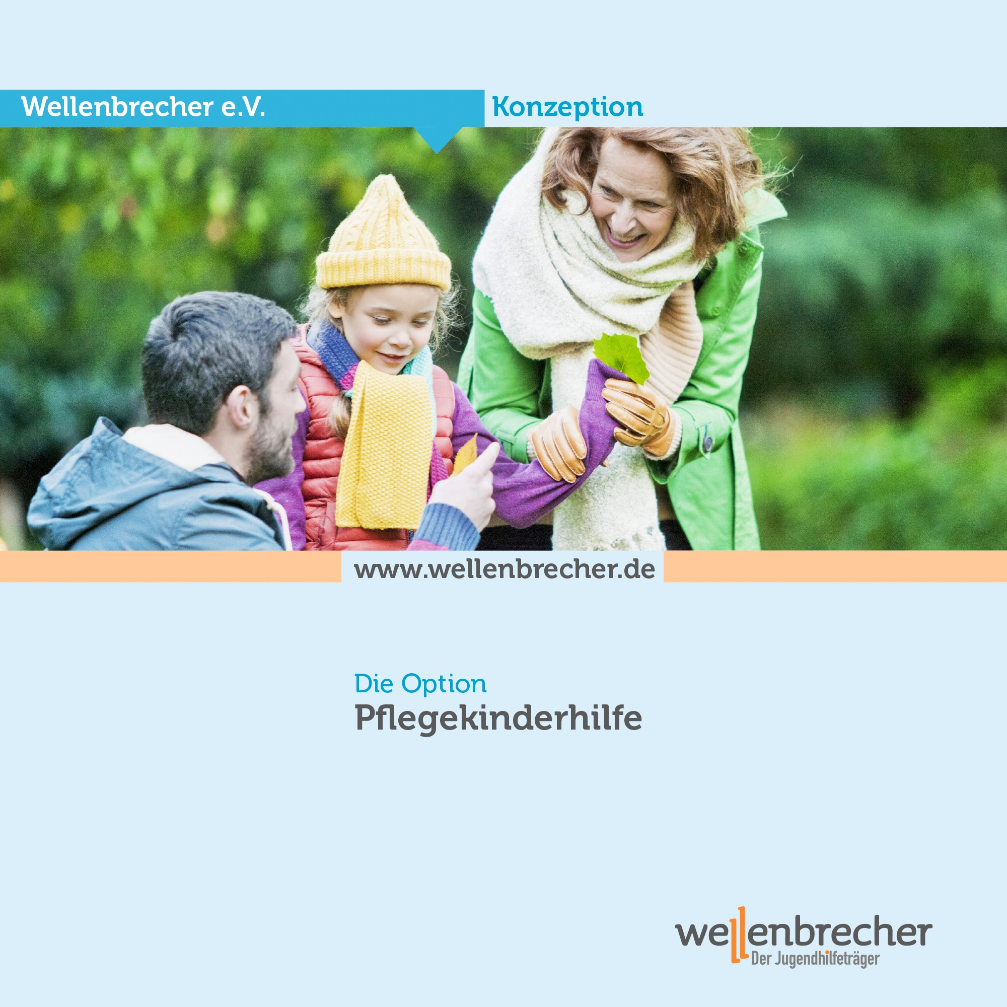 Download Konzeption Pflegekinderhilfe Die Option