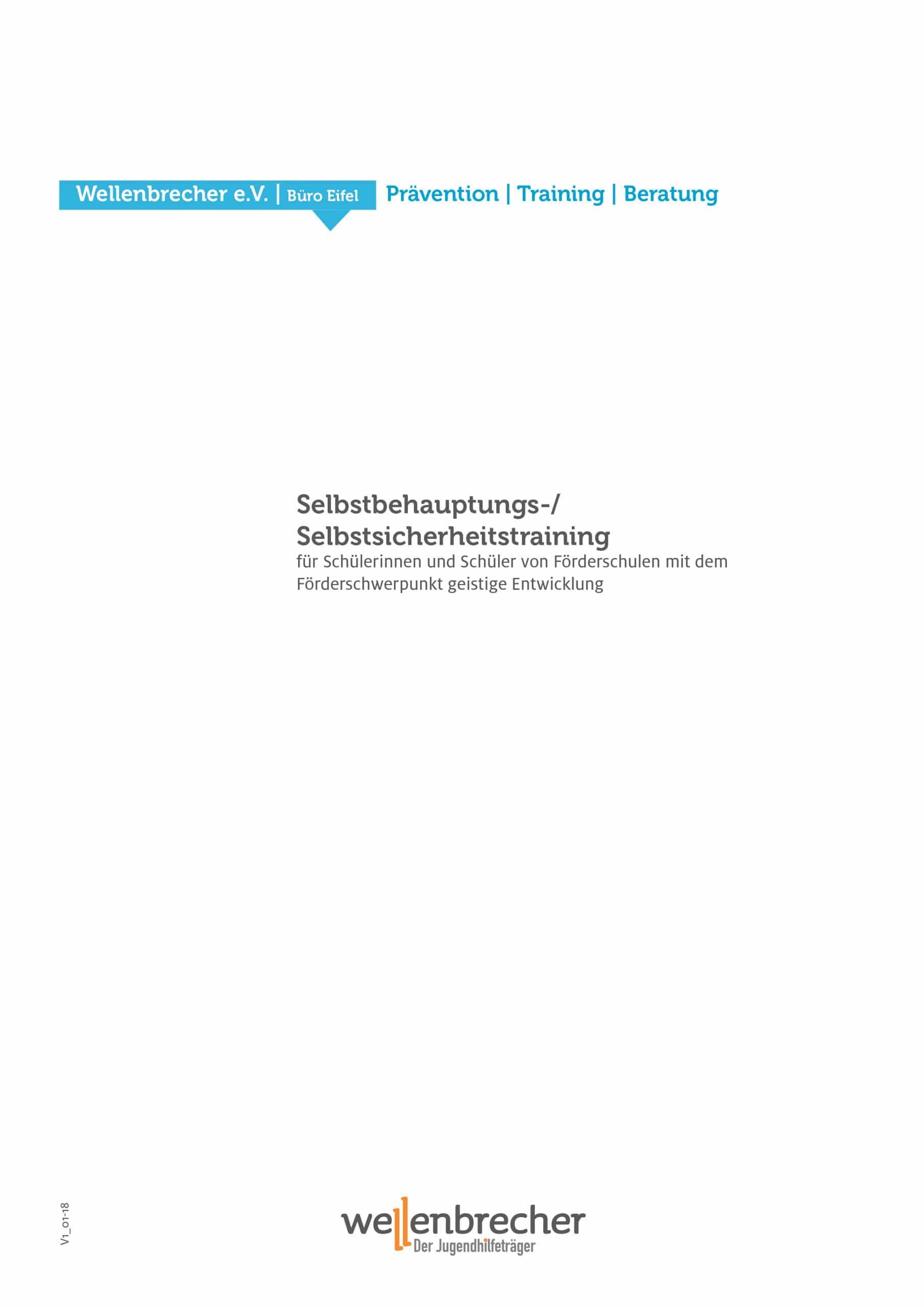 Fortbildung Selbstbehauptung Schülerinnen und Schüler