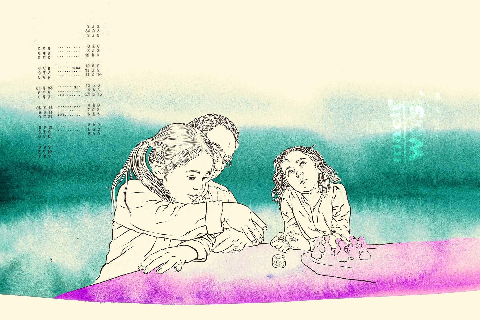 Illustration: Spezielle und regionale Hilfen in der Jugendhilfe