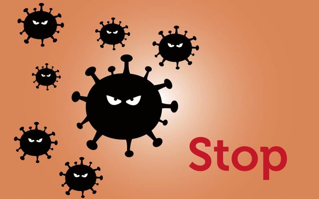 Wellenbrecher in Zeiten des Coronavirus
