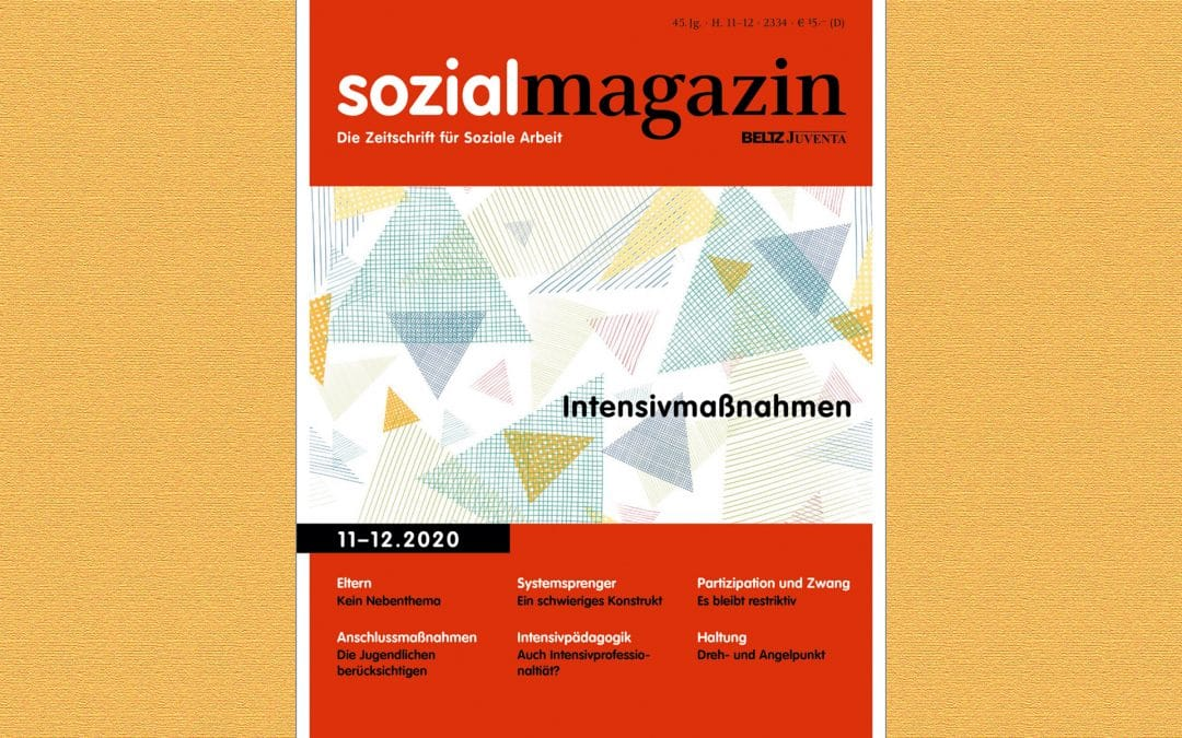 Sozialmagazin stellt Wellenbrecher-Angebot Erzieherische Hilfen im Ausland vor