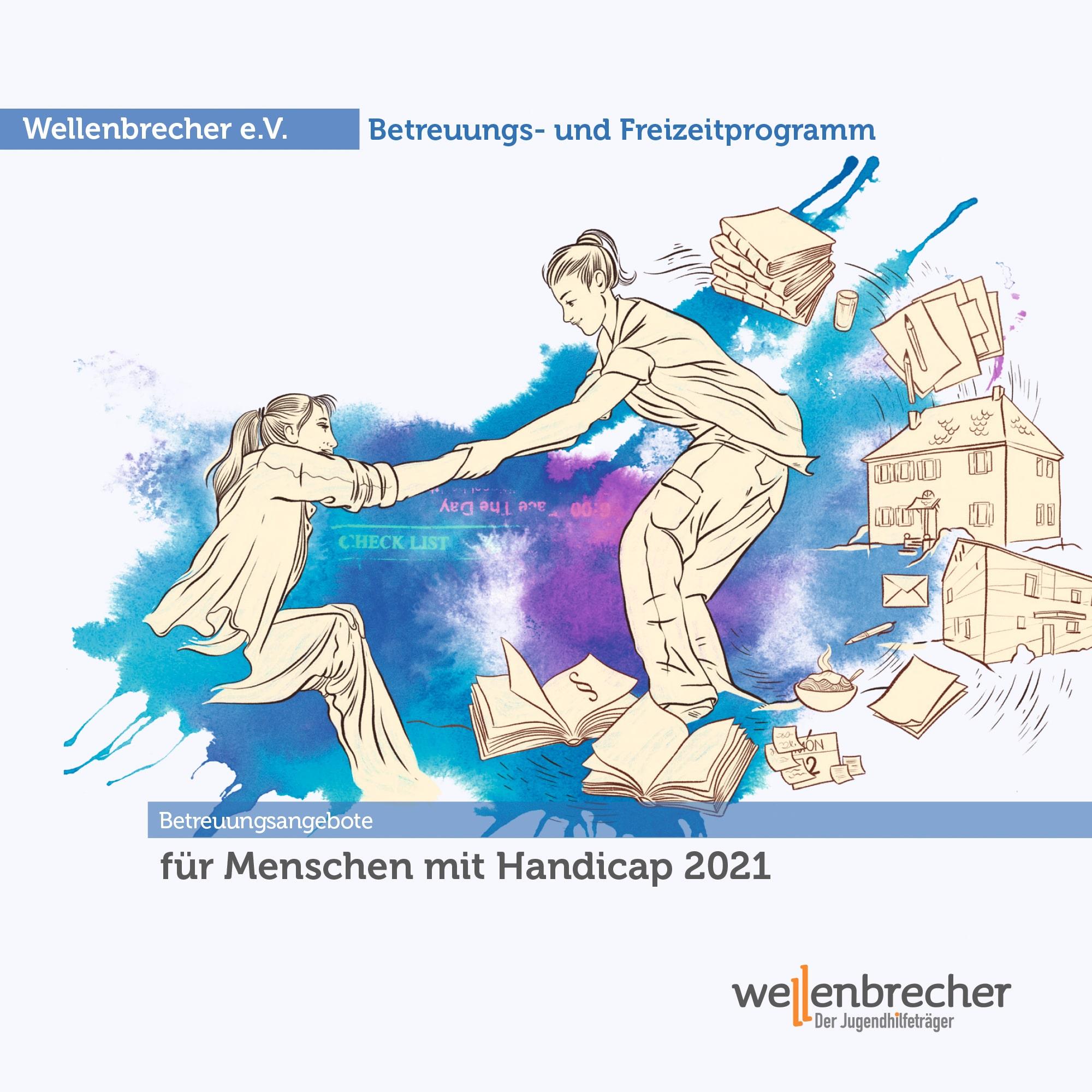 Broschüre FuD Betreuungsprogramm