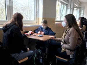 Schulbegleitung
