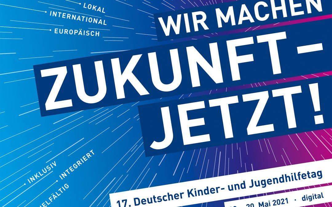 Wellenbrecher auf dem Deutschen Jugendhilfetag 2021