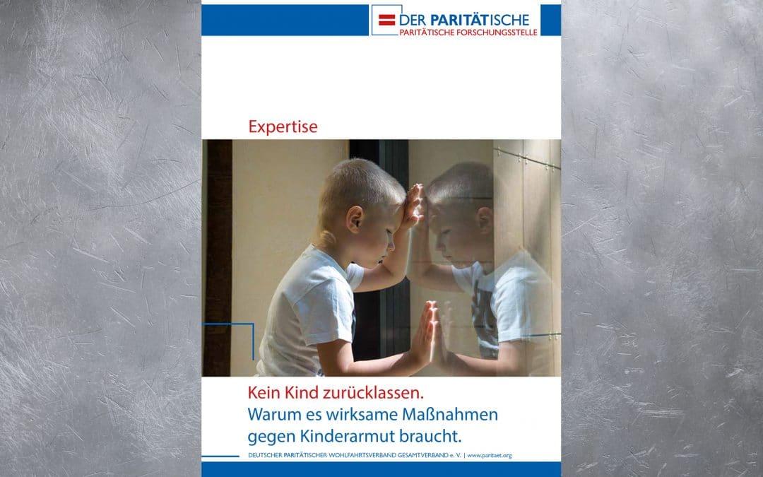 Titelseite Studie Kinderarmut